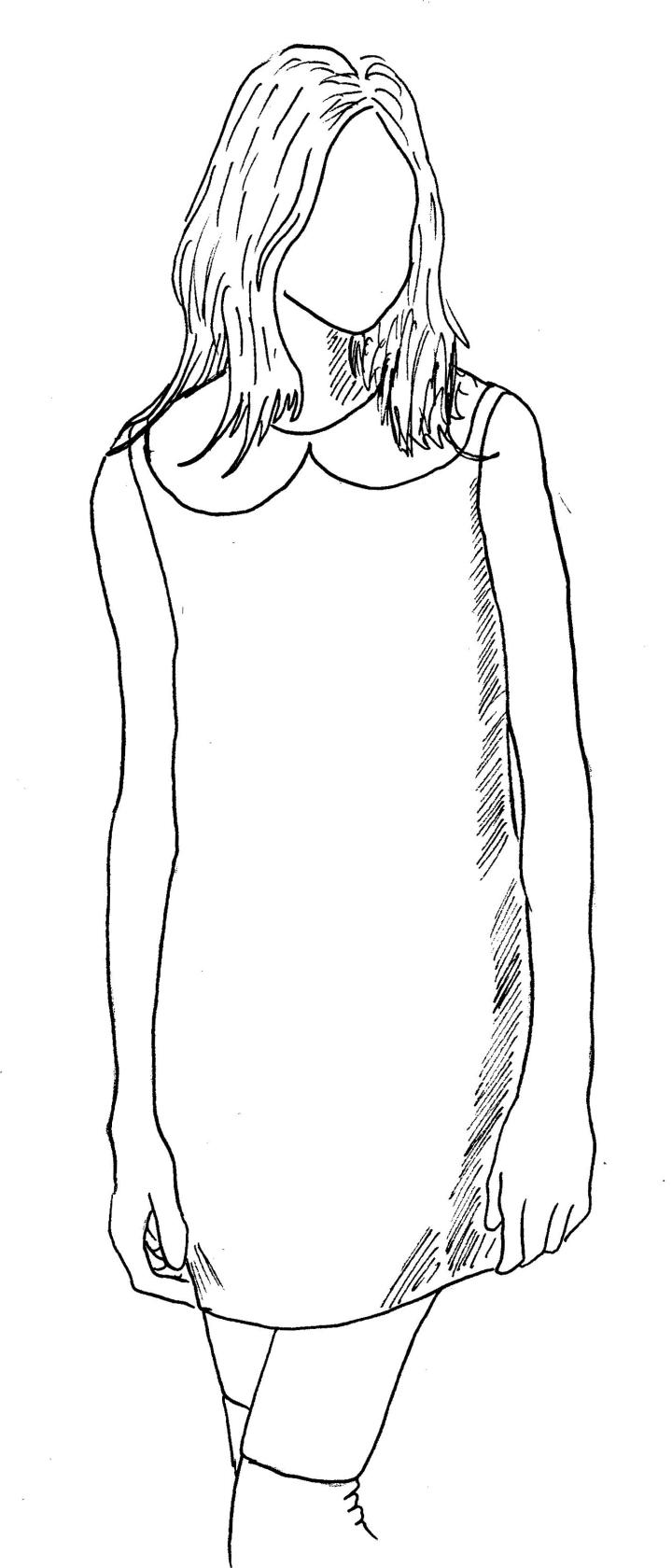 60's illustration (sketch)