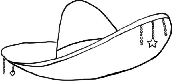 desperado hat